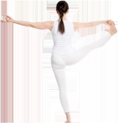 yogapose, balanshouding