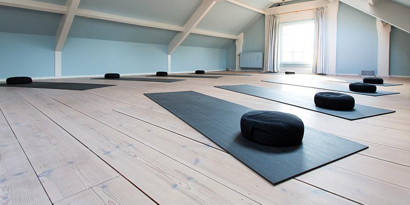 Yogalessen online