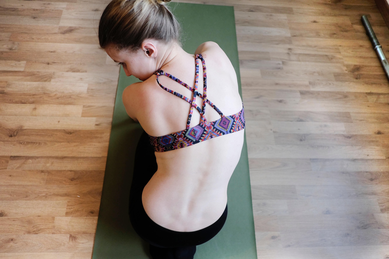 Flow & let go yoga